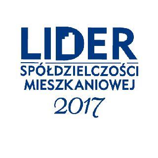 Lider Spółdzielczości Mieszkaniowej 2017