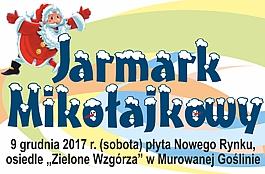 Zapraszamy na Jarmark Mikołajkowy