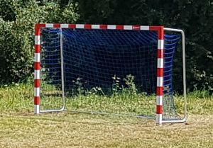 Boisko piłkarskie w terenie